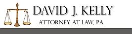 David J. Kelly, Attorney at Law,  Logo